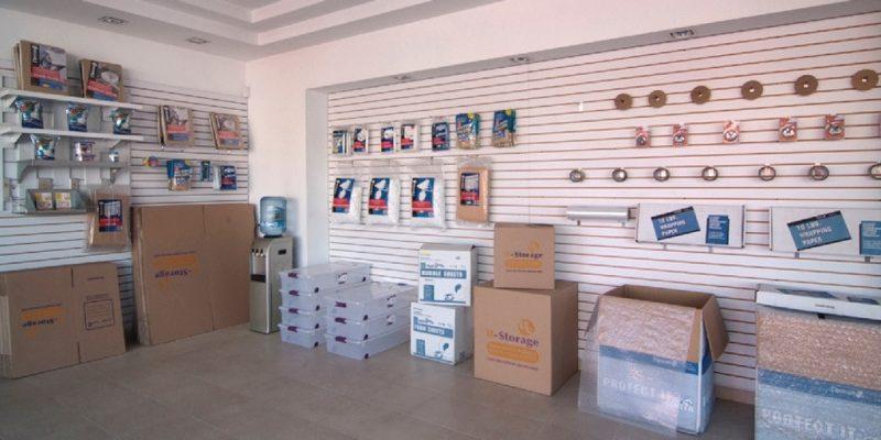 U-Storage Accesorios para Mudanza y Almacenaje