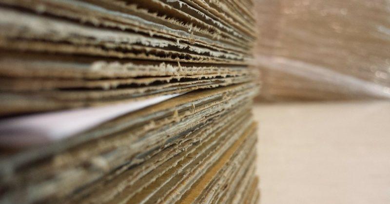 U-Storage Cajas para Mudanza