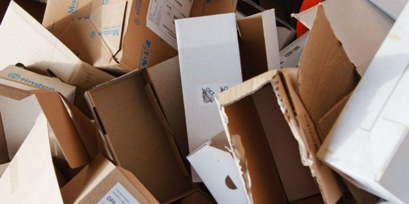 Cajas para Empacado U-Storage