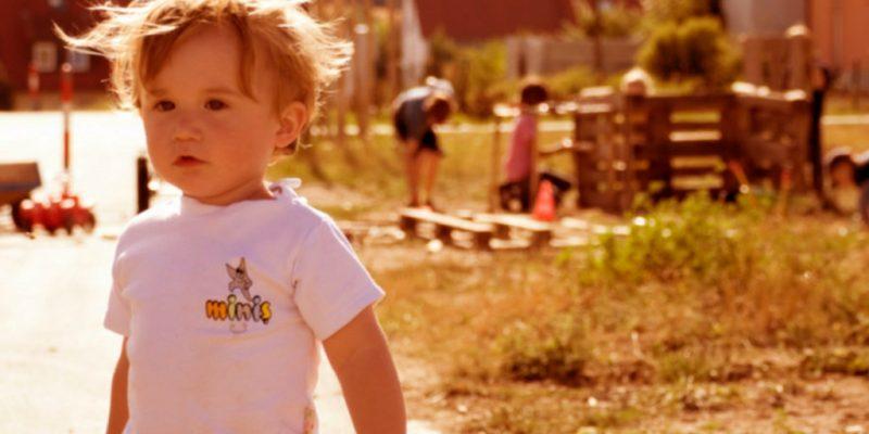 Recuerdos de la infancia durante una mudanza