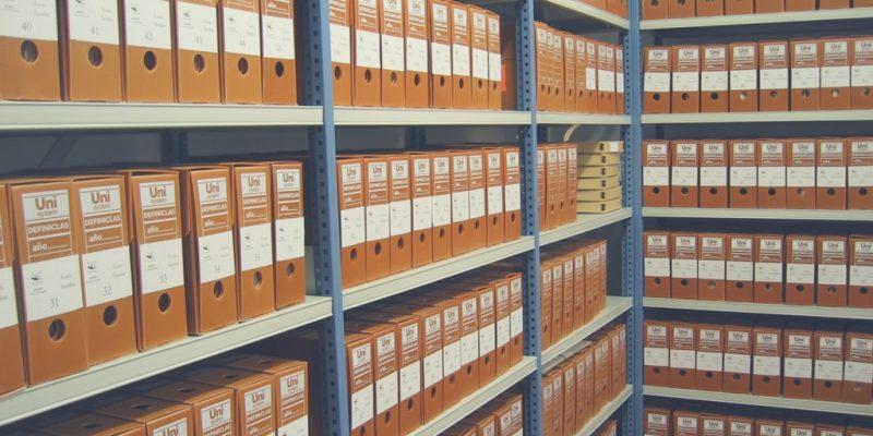 Archivo Muerto en Orden