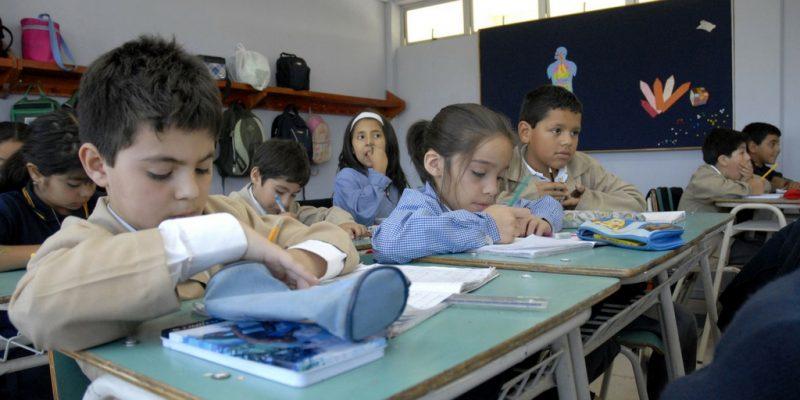 Estudiantes en regreso a clases