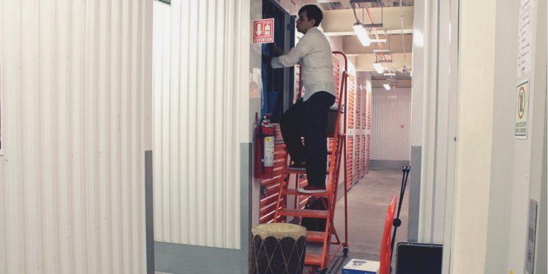 Lockers en U-Storage Renta de Minibodegas
