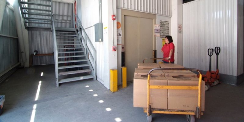 Auto-almacenaje en U-Storage
