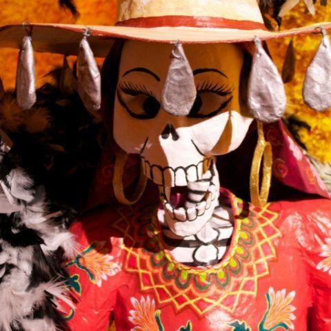 Día de Muertos, la Fiesta de los Mexicanos