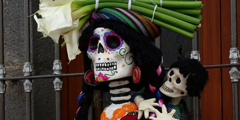 Día de Muertos en México - La Muerte