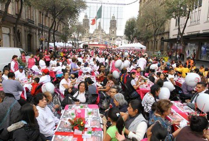 Navidad en el Zócalo de México
