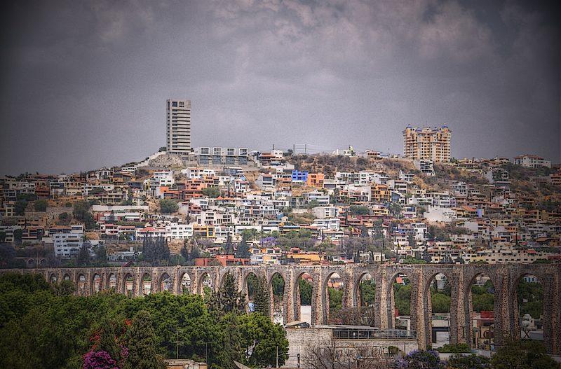 Acueducto - Santiago de Querétaro