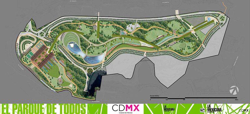 Parque La Mexicana CDMX