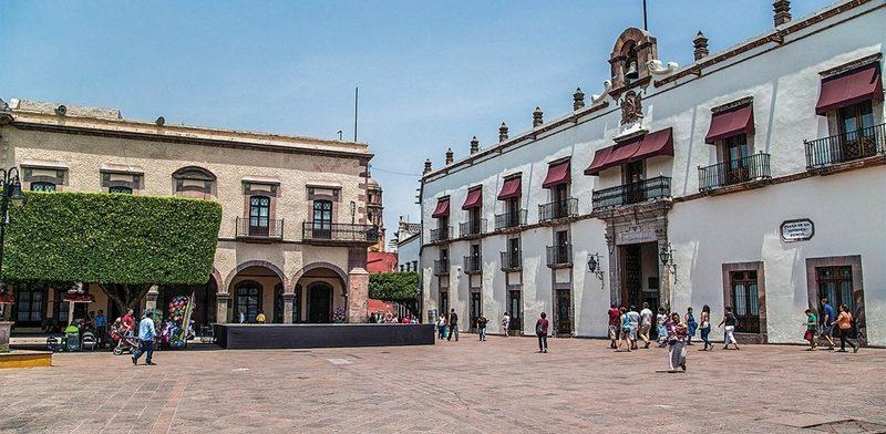 Santiago de Querétaro Centro