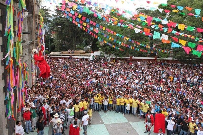 semana santa en cuajimalpa