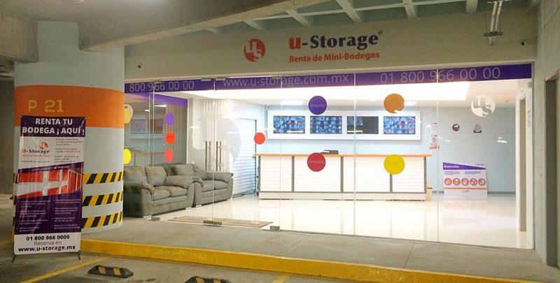 U-Storage Querétaro - Renta de Bodegas