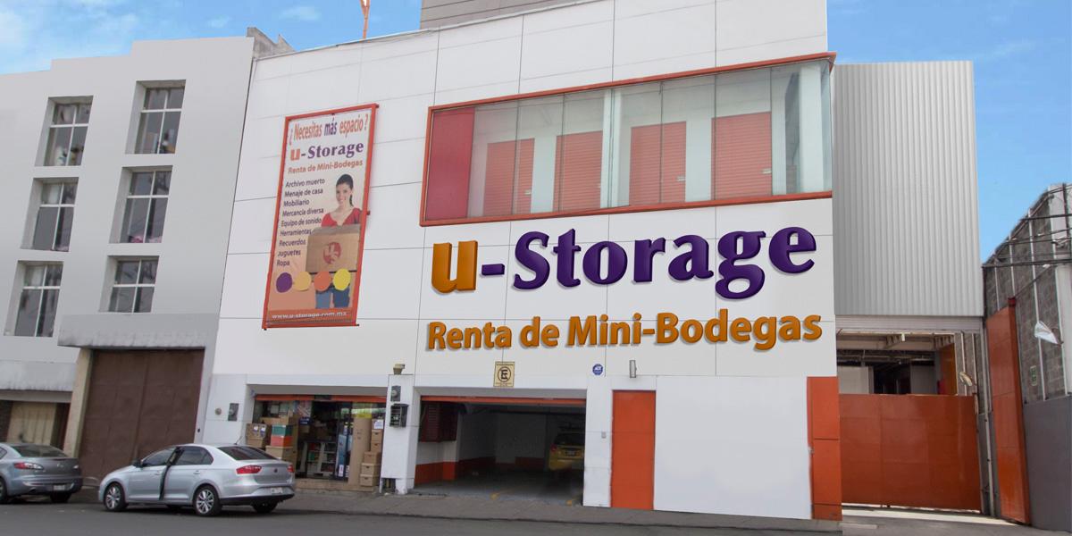 U-Storage Vasco de Quiroga - Santa Fe