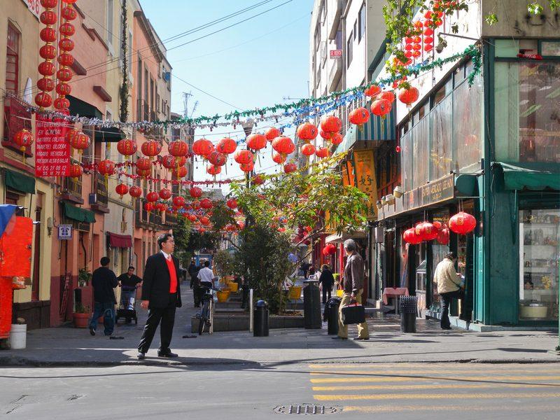 Barrio Chino en DF