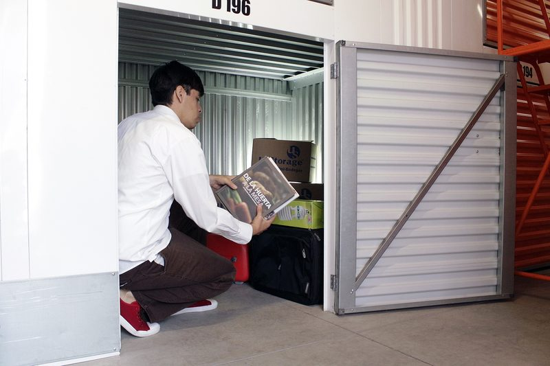 Lockers en U-Storage