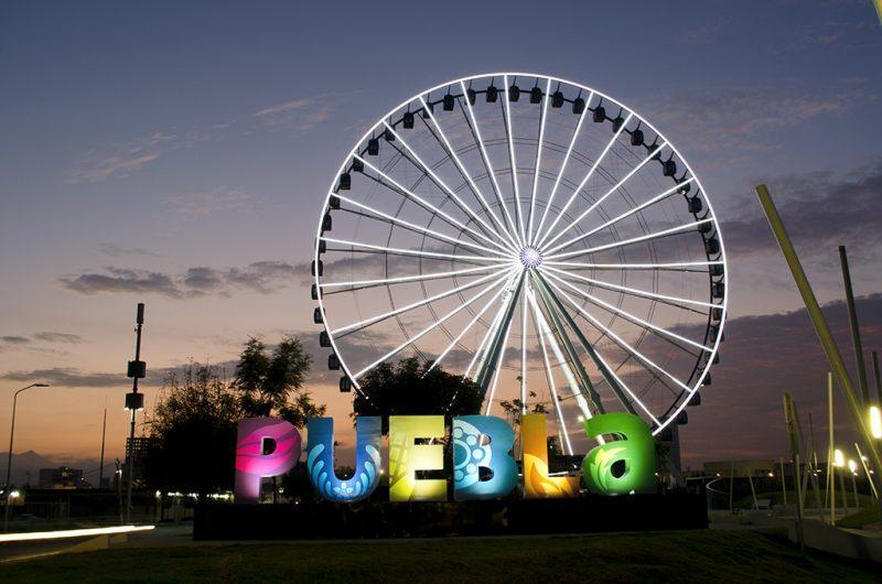 Parque Estrella de Puebla