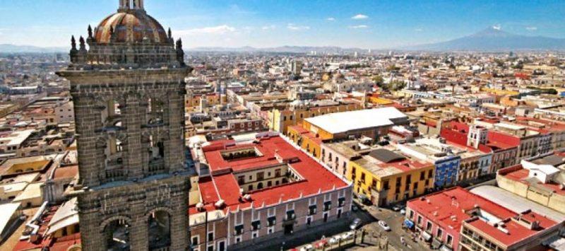 Puebla y sus calles