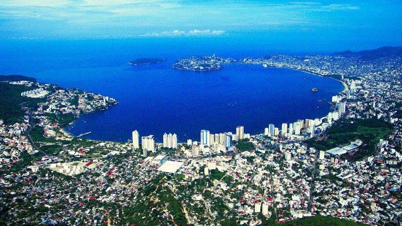 Bahía de Acapulco, Guerrero, México