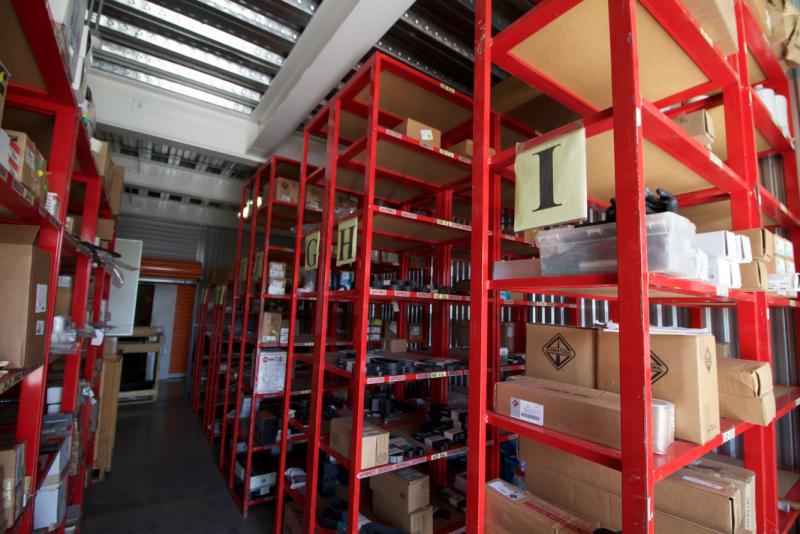 U-Storage - Centro de Distribución