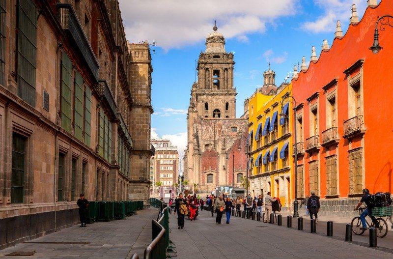 Calle de Centro Histórico de CDMX