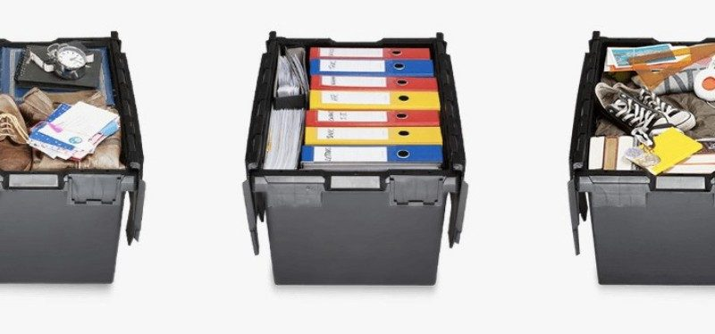 Cajas para Auto-Almacenaje