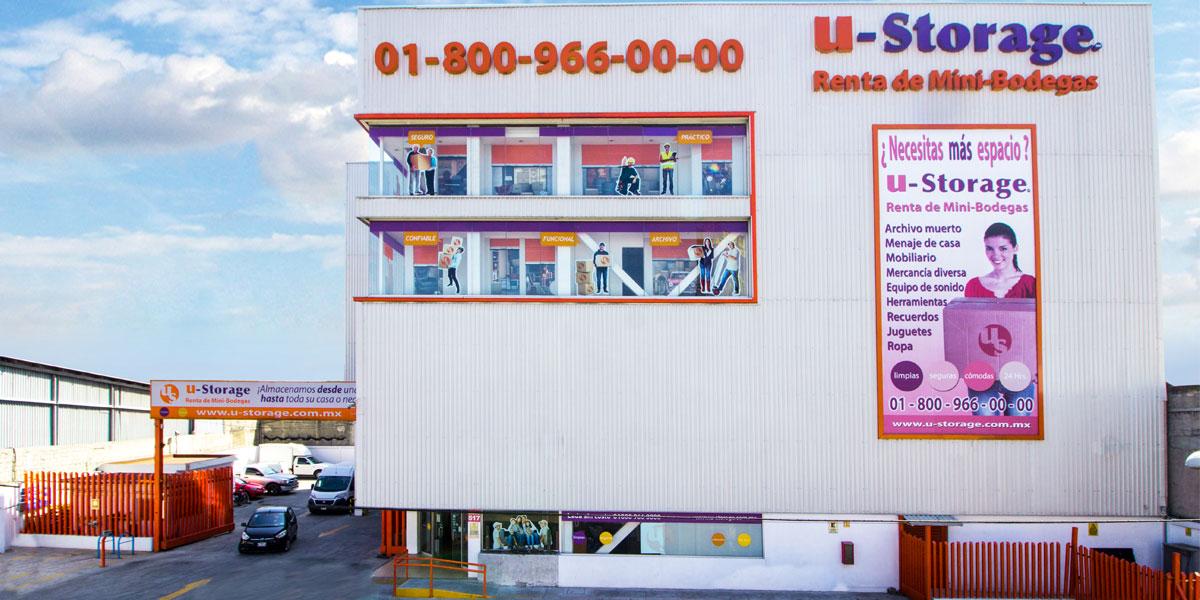 U-Storage Circuito - Renta de Minibodegas