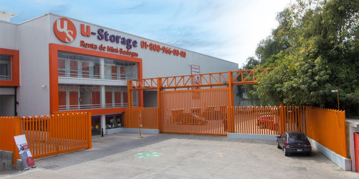 U-Storage Universidad - Renta de Minibodegas