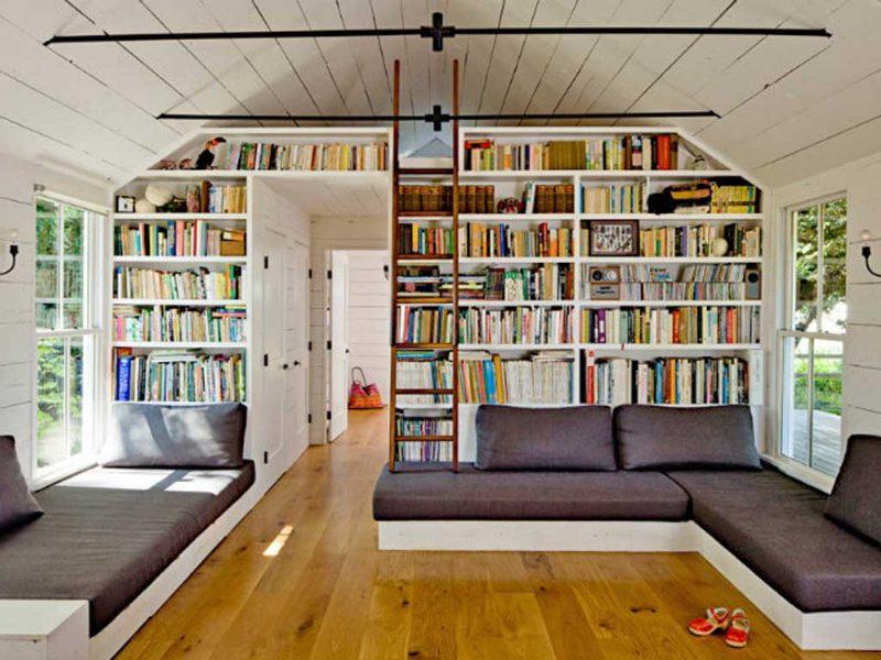 Biblioteca Perfecta en Casa