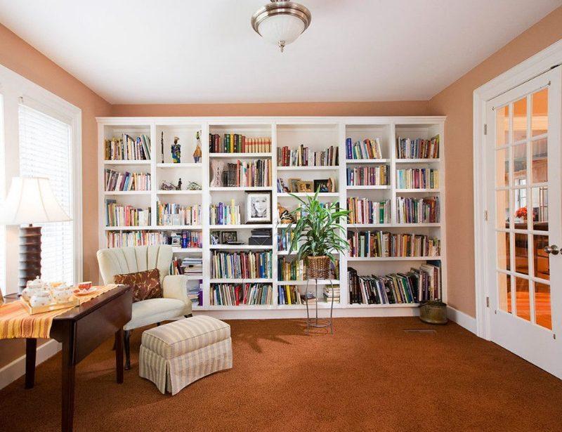 Librero en Casa