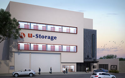U-Storage México-Tacuba