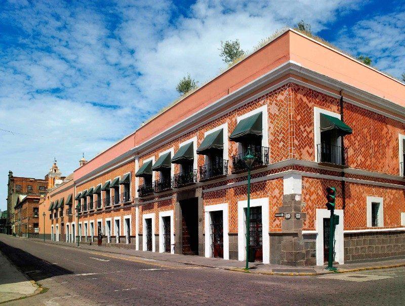 Museo Amparo en Puebla