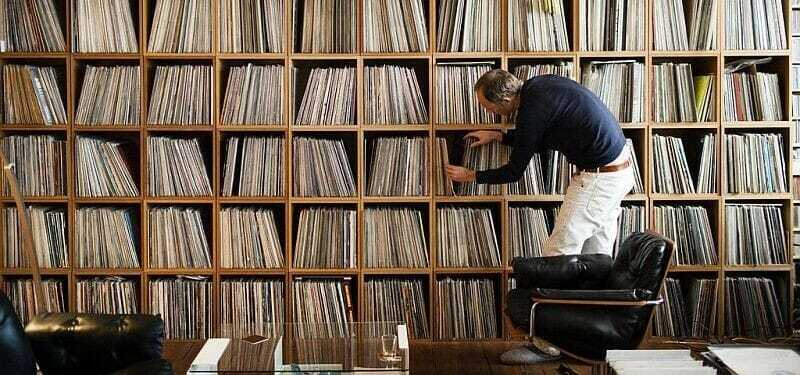 Colección de Discos LP