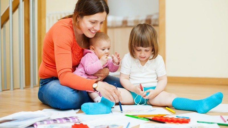 juegos para los niños en casa