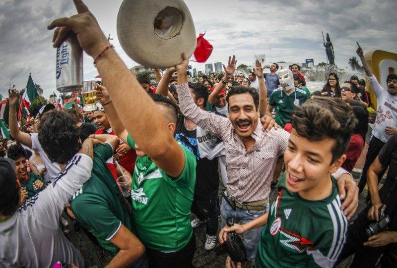 festejo mexicano