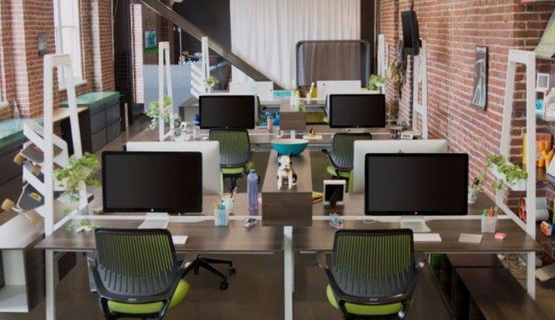 Lugares en Oficina Moderna
