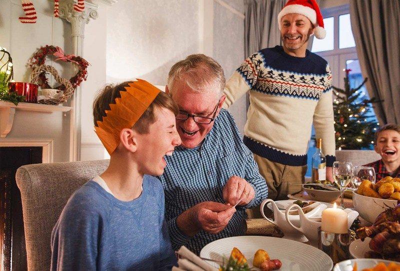Juegos en Familia en Navidad