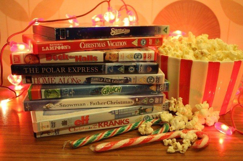 Maratón de Películas de Navidad