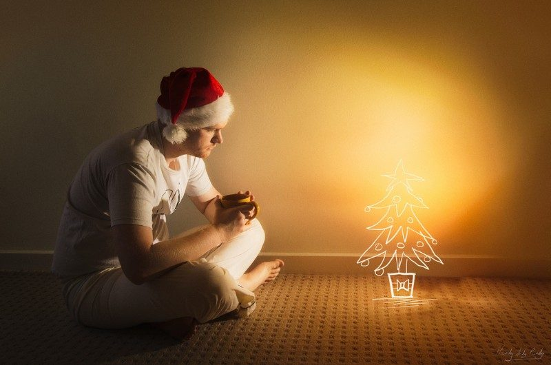 Navidad sin Familia