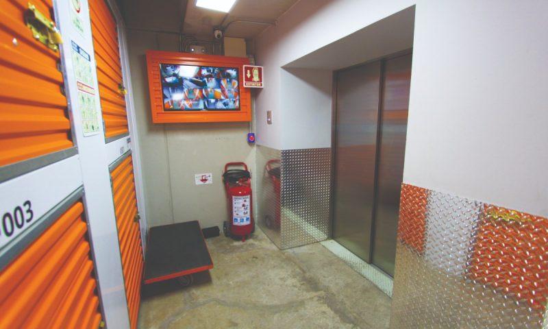 U-Storage Prolongación San Antonio - Renta de Mini-bodegas