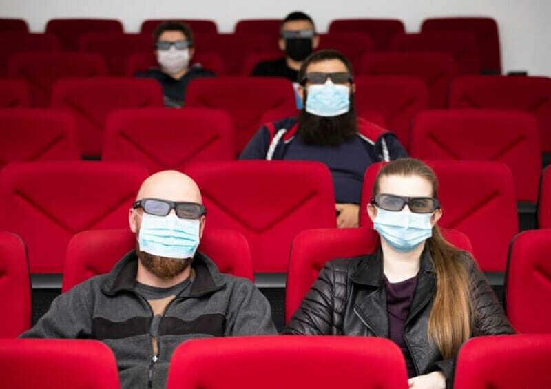 Cines y Teatros durante COVID-19