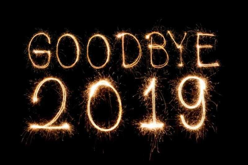 Adiós 2019