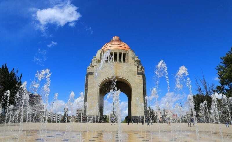 Monumento a la Revolución CDMX