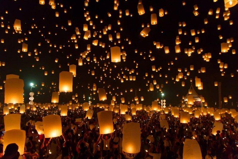 Celebración de Año Nuevo Chino