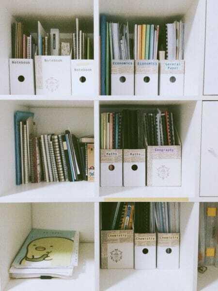 Organizar el Archivo en Casa