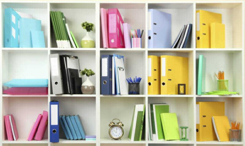 Categorizar Documentos por Colores