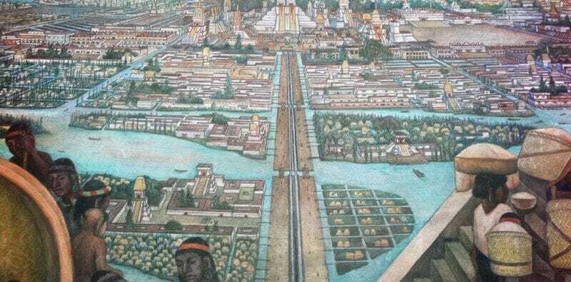 Historia de Calzada de Tlalpan