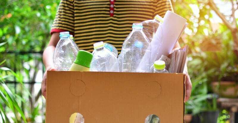 Disminuir Uso de Plástico