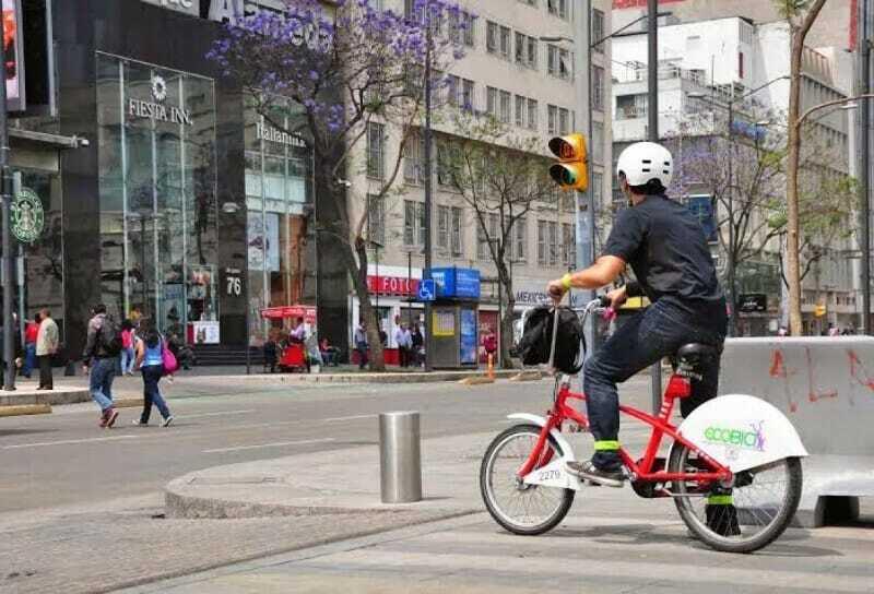 Ciclismo en CDMX