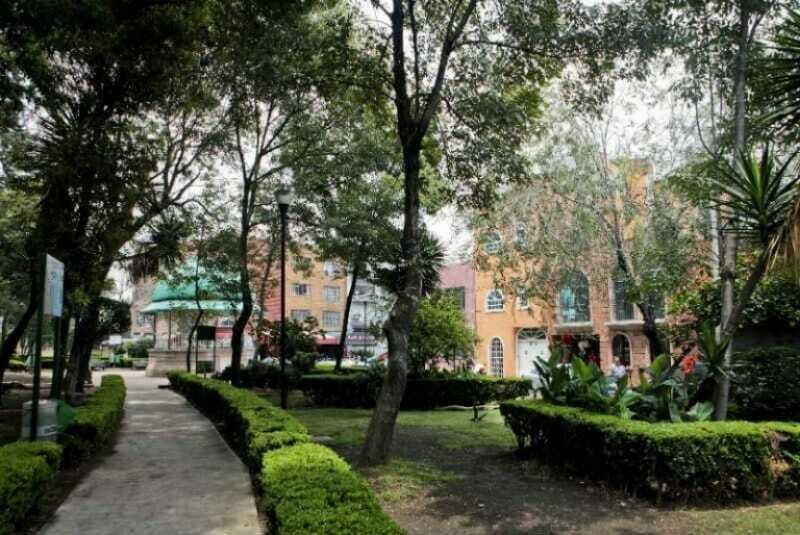 Colonia Del Valle CDMX