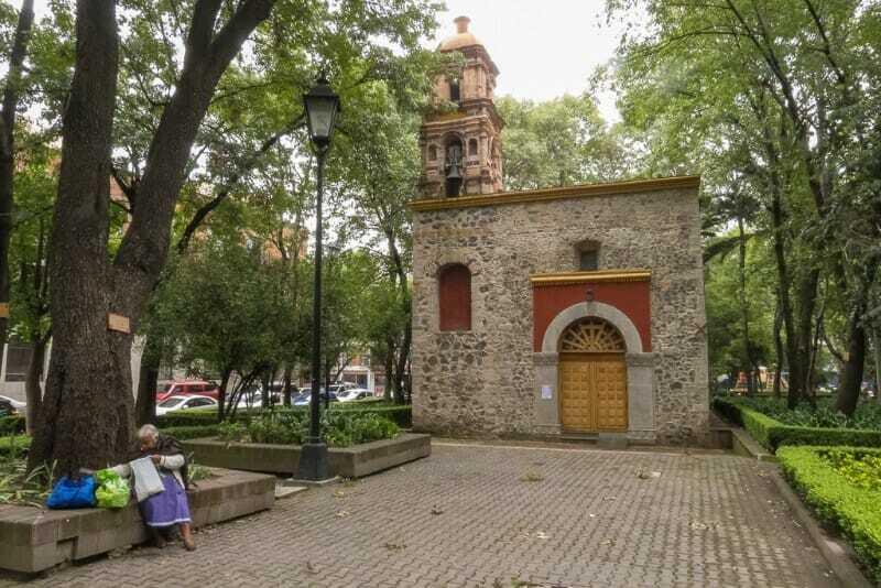 Iglesia de San Lorenzo Mártir